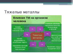 Удобрения и биогенные элементы Влияние на почву удобрений Накопление в виде н