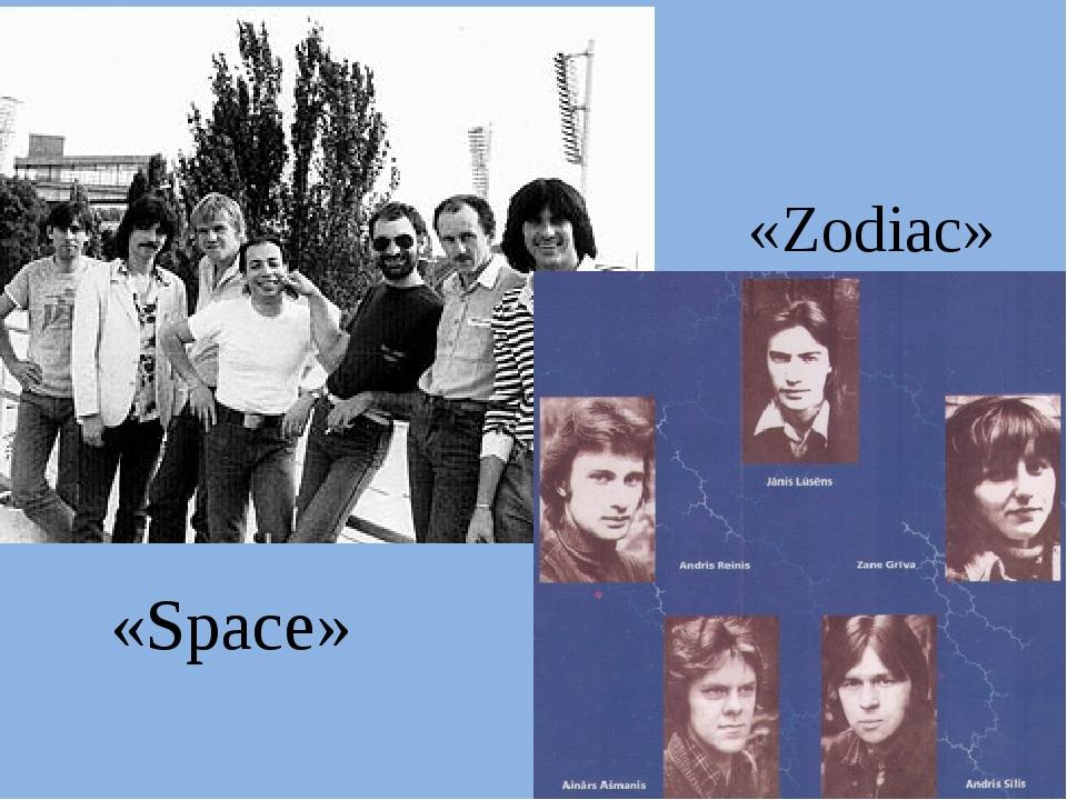 «Zodiac» «Space»