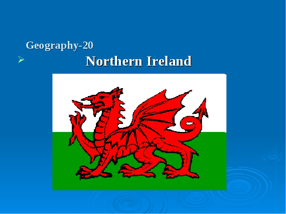 Geography-20 Northern Ireland