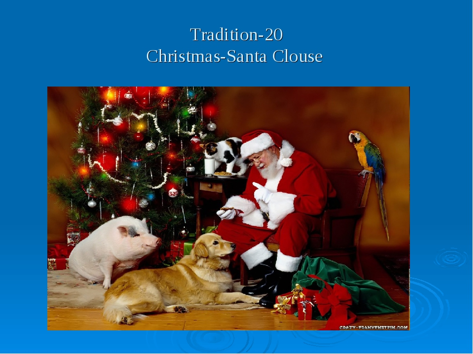 Tradition-20 Christmas-Santa Clouse