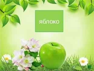 2 скл. ср.р яблоко