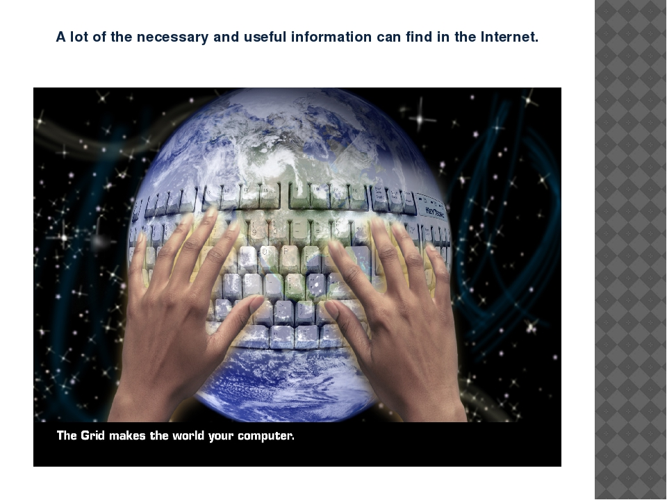 A lot of the necessary and useful information can find in the Internet.