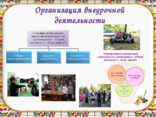 Организация внеурочной деятельности Мероприятия во внеурочной деятельности «Д