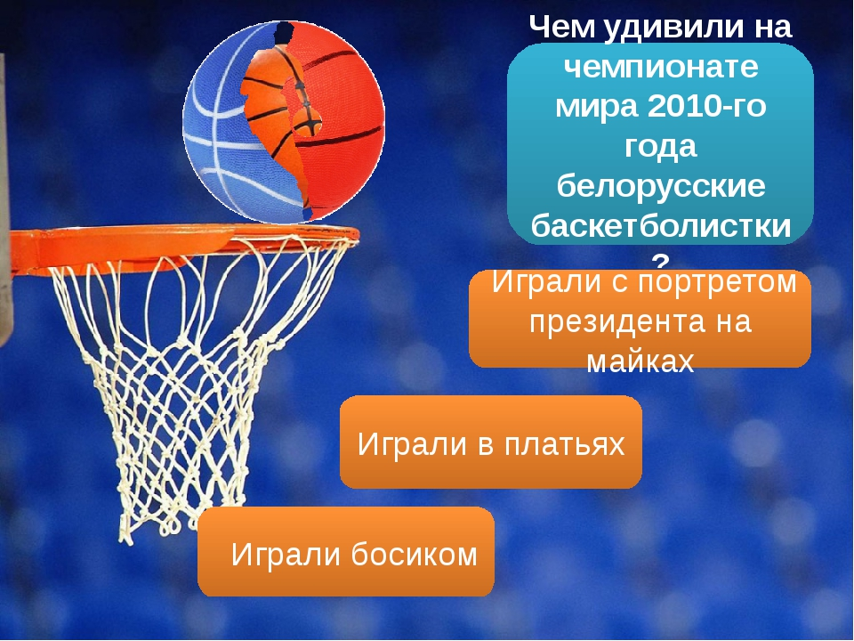 Чем удивили на чемпионате мира 2010-го года белорусские баскетболистки? Играл...