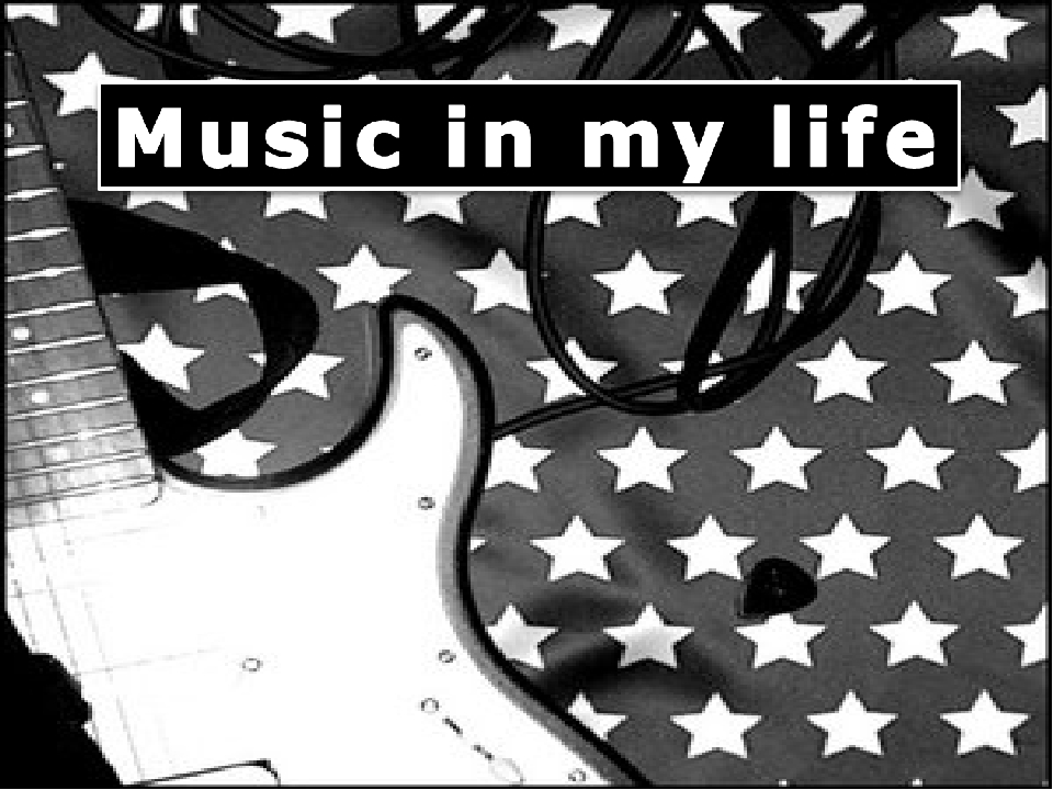 essay music in my life Music is one of the most important and powerful things in my life my life without melodies and harm.