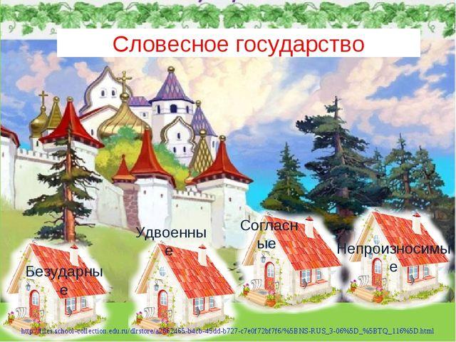 Безударные Удвоенные Согласные Непроизносимые Словесное государство http://fi...