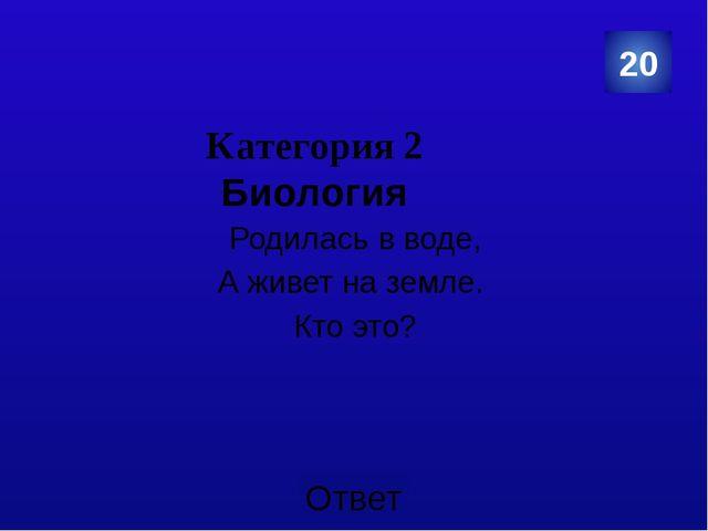Категория 4 Русский язык Какая рыба называется именем человека? 50 Ответ
