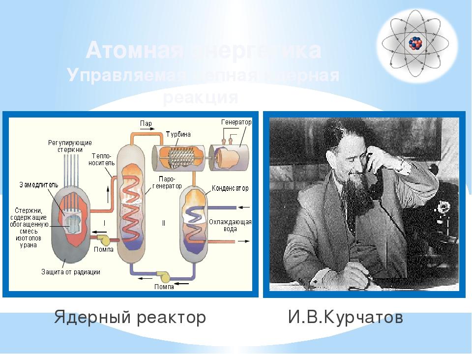 Основные этапы обращения с ядерным топливом в РОССИИ Изготовление ядерного т...