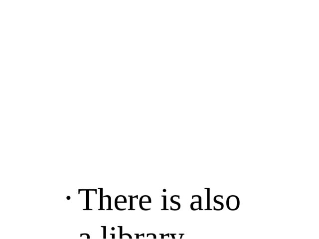 There is also a library Linen Hall, which holds the main treasures of Irish L...