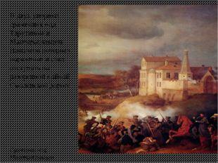 В двух упорных сражениях под Тарутином и Малоярославцем Наполеон потерпел пор