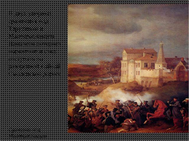 В двух упорных сражениях под Тарутином и Малоярославцем Наполеон потерпел пор...