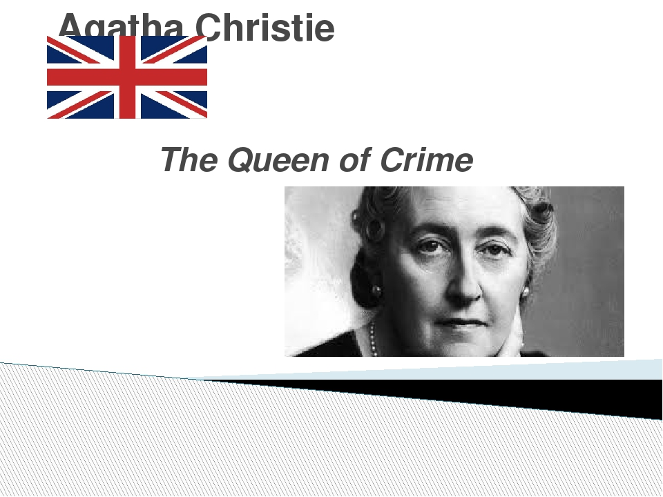 Agatha Christie The Queen of Crime