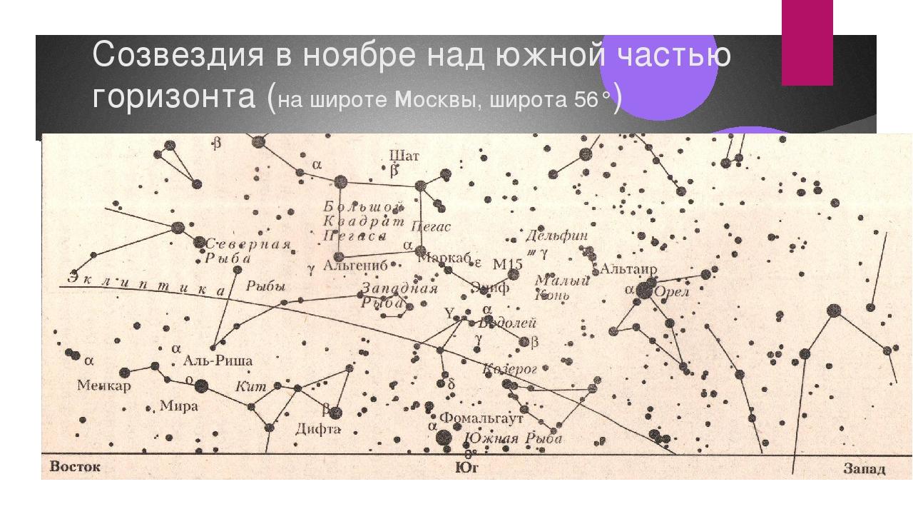 ископаемые области созвездия на небе в январе золота