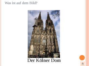 Was ist auf dem Bild? Reichstag Berlin