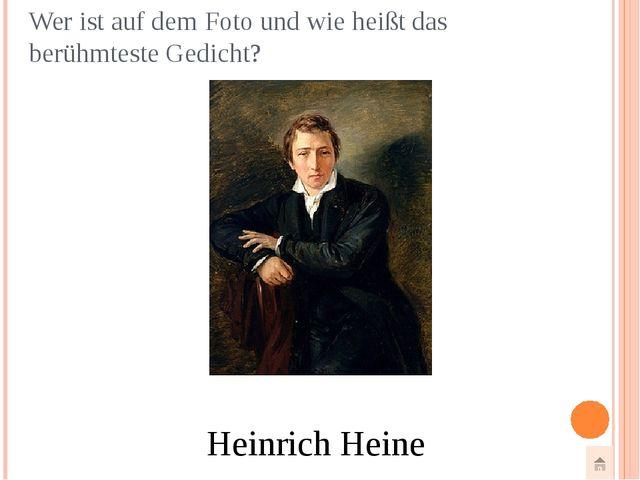 """Wie heißt der historische """"Lügen-baron""""? Münchhausen"""
