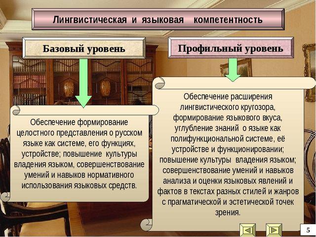 Обеспечение расширения лингвистического кругозора, формирование языкового вку...