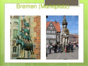 Bremen (Marktplatz)