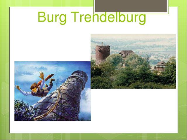 Burg Trendelburg