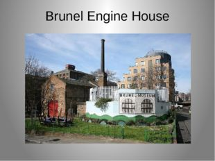 Brunel Engine House