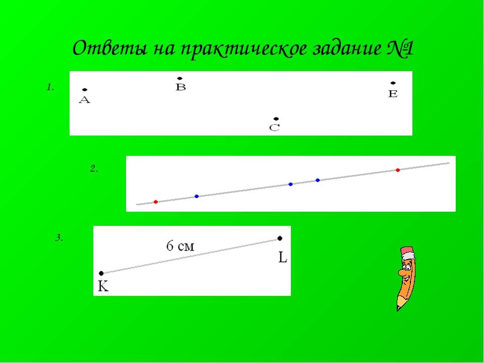Ответы на практическое задание №1 1. 2. 3.