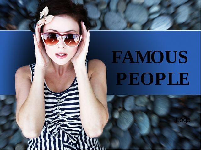 FAMOUS PEOPLE Logo
