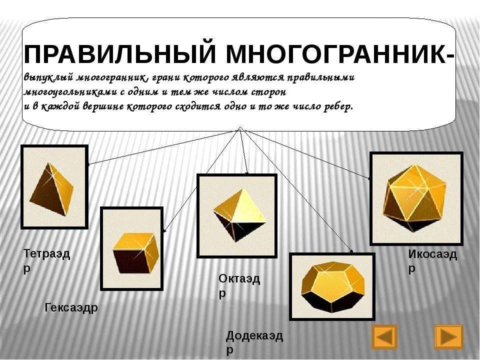 Куб или гексаэдр – представитель правильных выпуклых многогранников. Куб име...