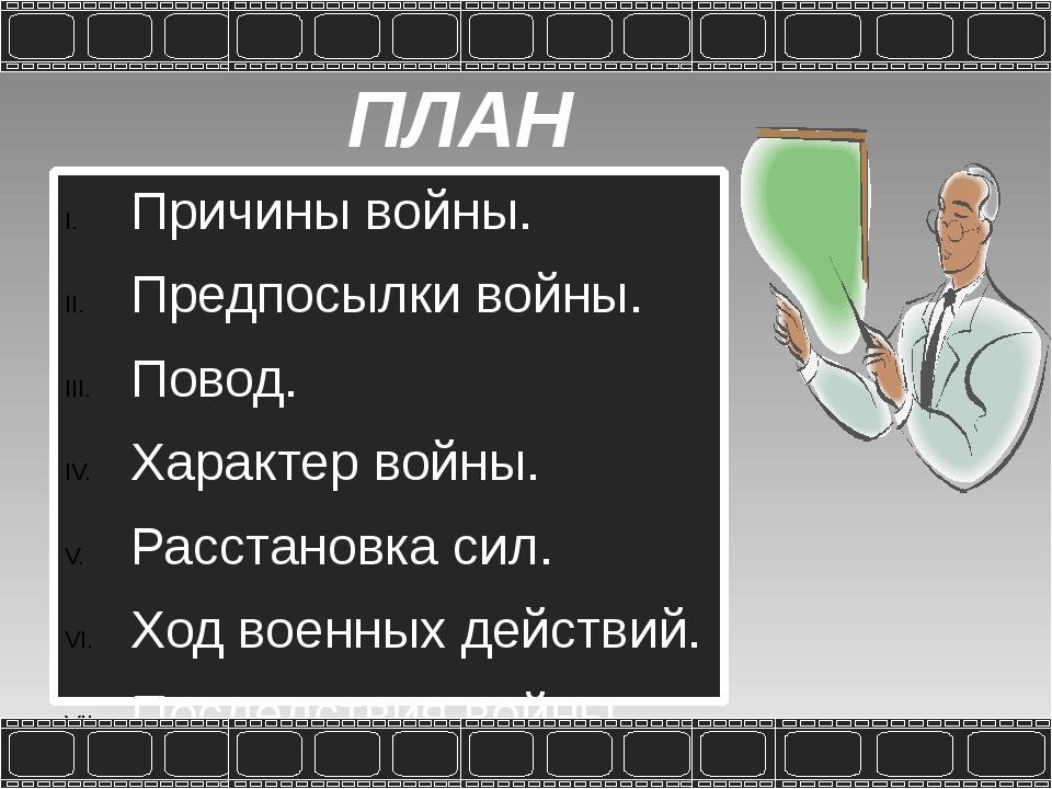Интересы России в войне: стать хозяйкой Черноморских проливов (Босфор и Дард...