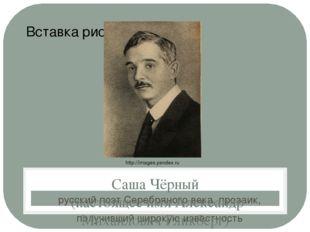 русский поэт Серебряного века, прозаик, получивший широкую известность как ав