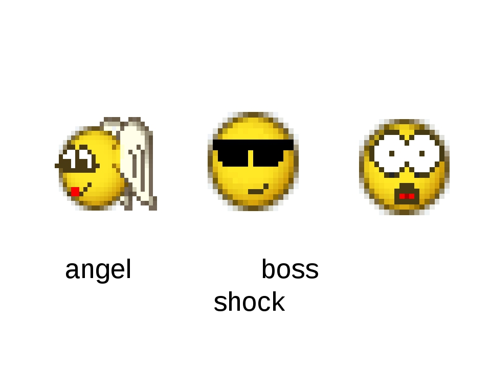 angel boss shock