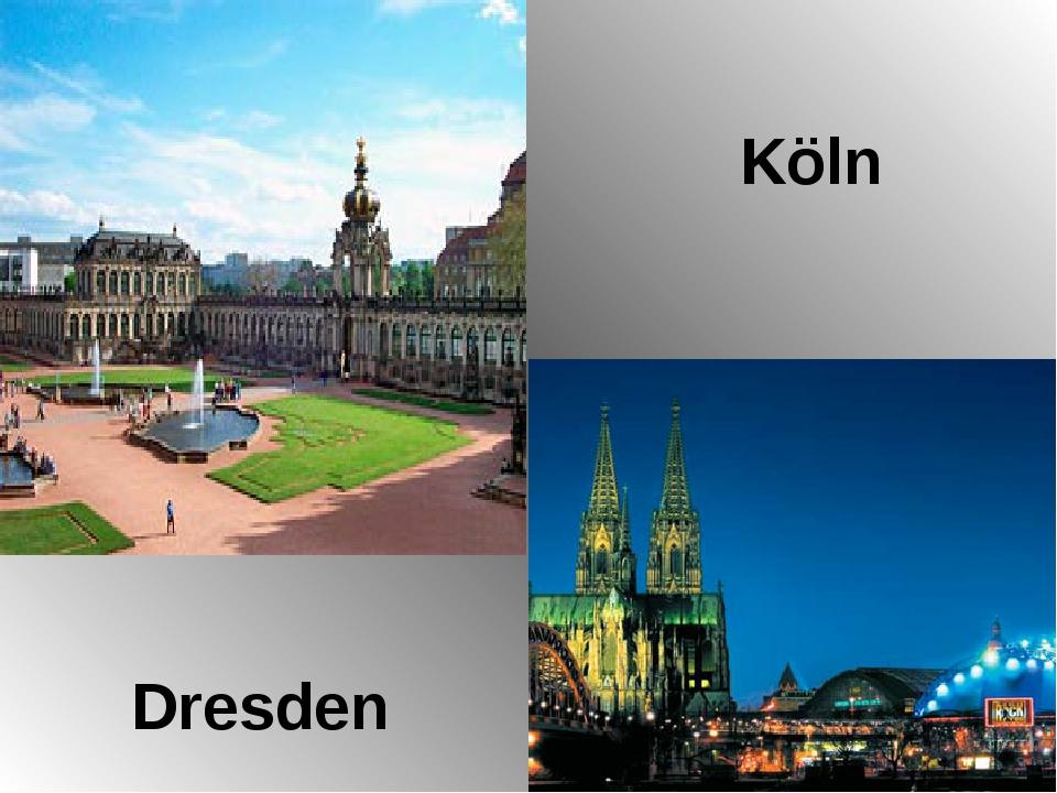 Dresden Köln © Julija Tolkatsch