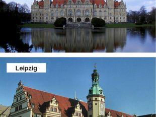 Hannover Leipzig