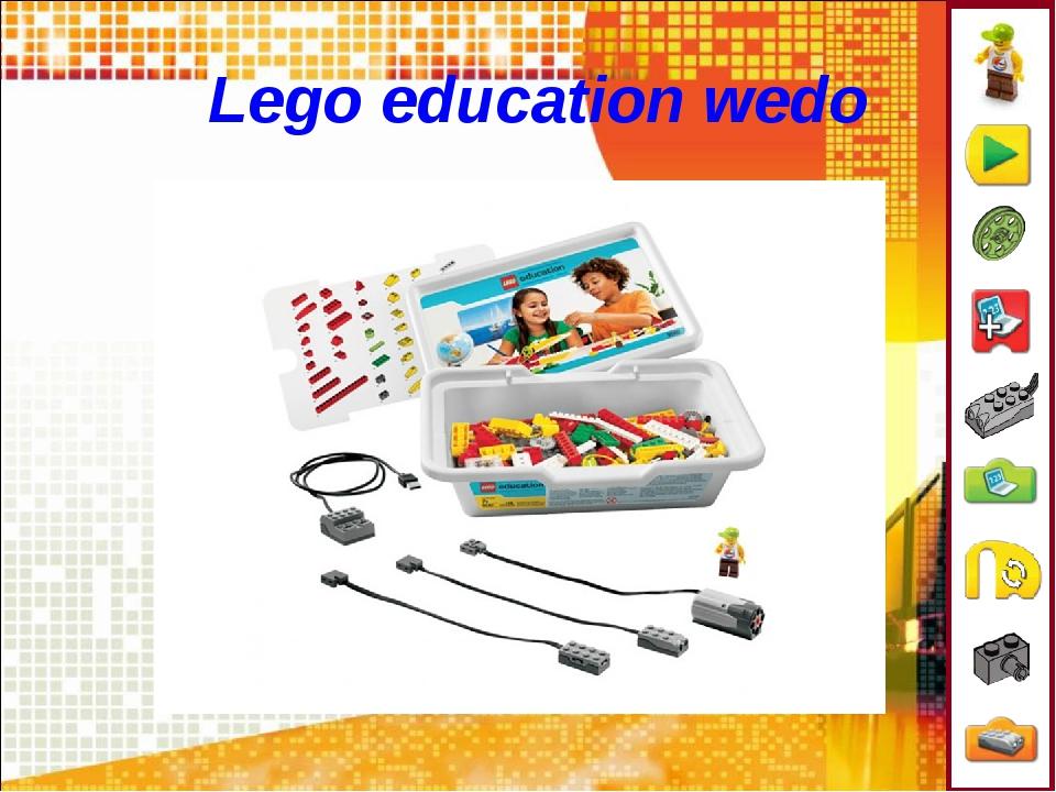 Lego education wedo