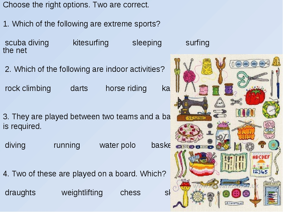 Choose the right options. Two are correct. 1. Which of the following are extr...