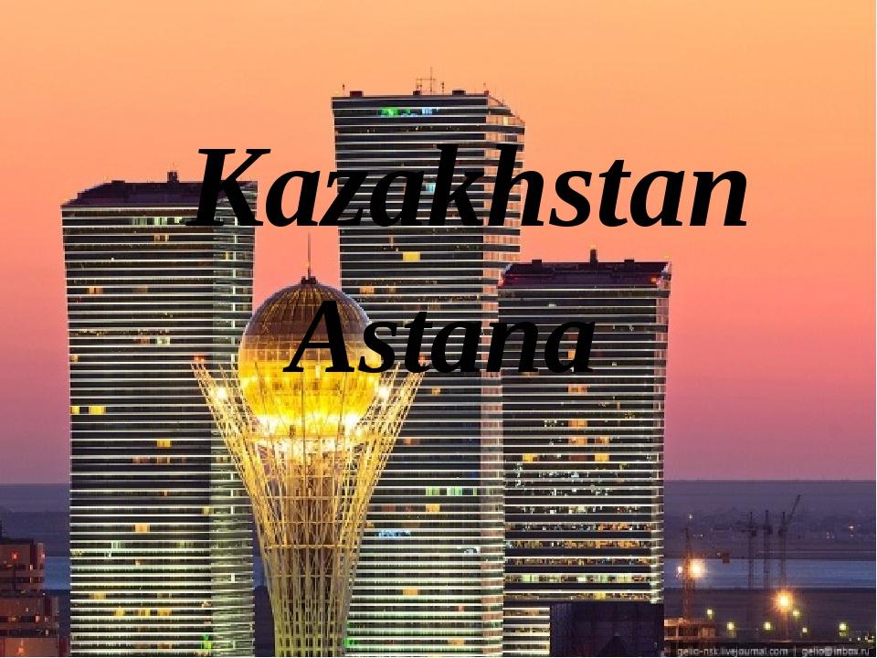 Kazakhstan Astana Kazakhstan Astana