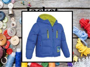 Jacket - куртка