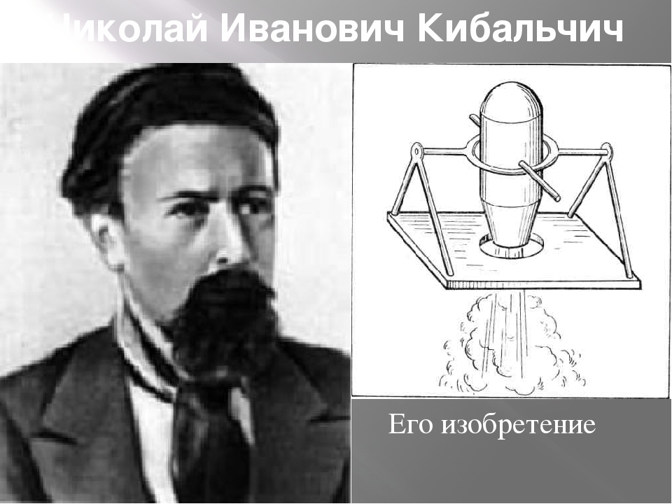 Николай Иванович Кибальчич Его изобретение