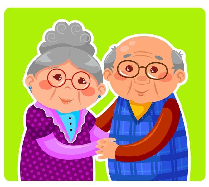 Фото бабушки и ребенка 36