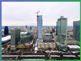 Варшава. В начале XV в. она стала известна как столица Мазовецкого княжества,