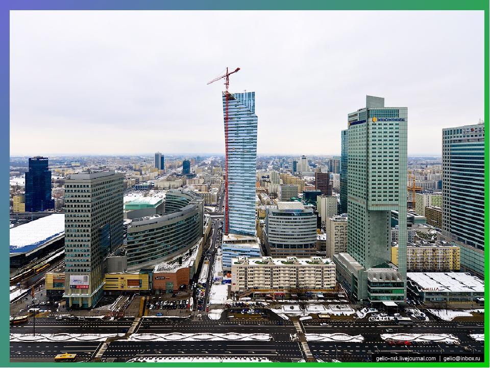 Варшава. В начале XV в. она стала известна как столица Мазовецкого княжества,...