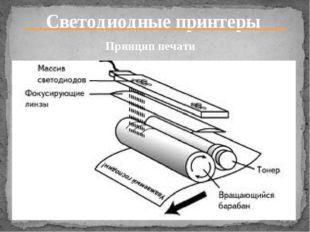 Термические принтеры Термографический принтер на принципе плавления краски Те