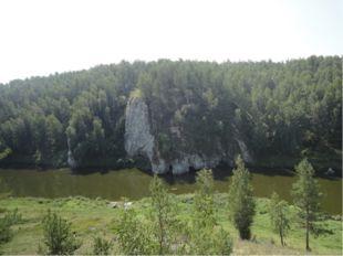 Скала Мамонт, является комплексным памятником природы, созданным с целью охр