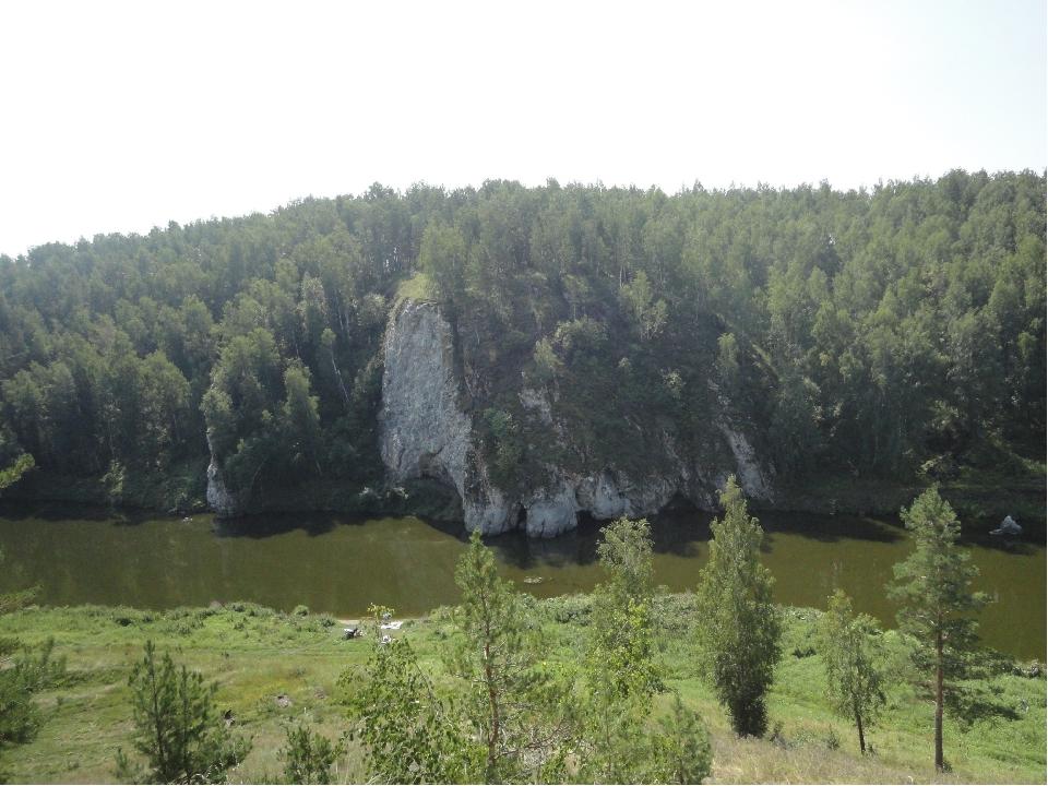 Скала Мамонт, является комплексным памятником природы, созданным с целью охр...