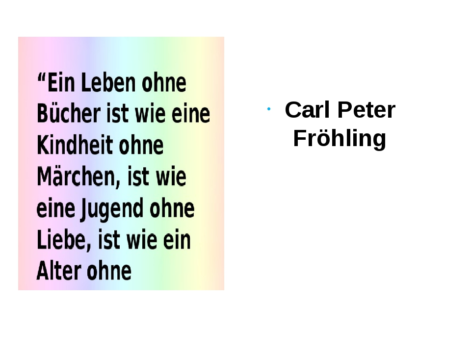 Carl Peter Fröhling