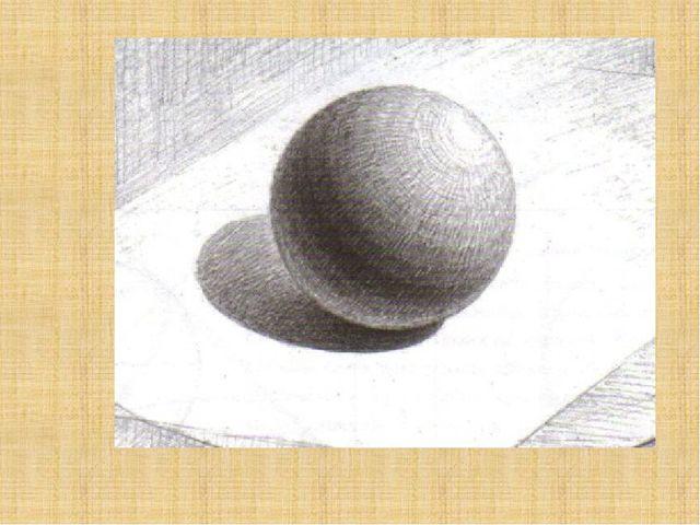 Как сделать объем рисунка