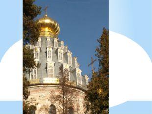 Строительство храма Христа спасителя началось в 1837 году по проекту архитект