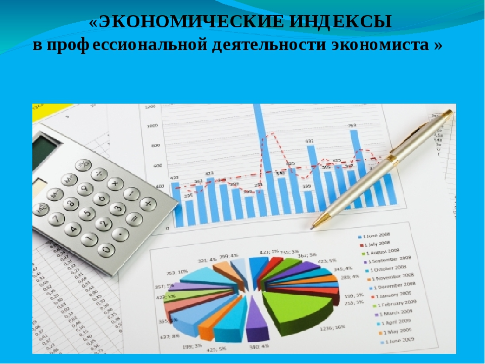 «ЭКОНОМИЧЕСКИЕ ИНДЕКСЫ в профессиональной деятельности экономиста »