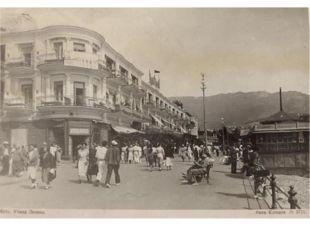 Набережная в 1920-30-е