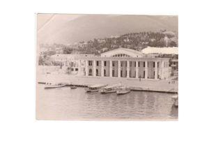 Морвокзал 1960