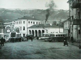 пл.Радина Автовокзал 1960
