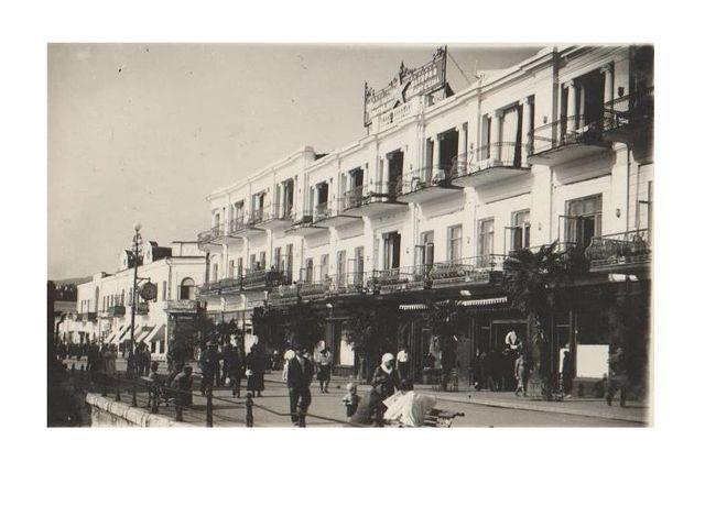 Набережная. Марино 1938—1941